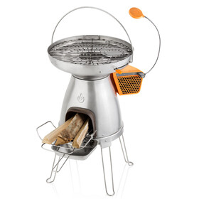 BioLite Basecamp Cooker with Flexlight